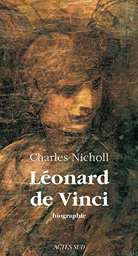 Léonard de Vinci (French Edition): Charles Nicholl