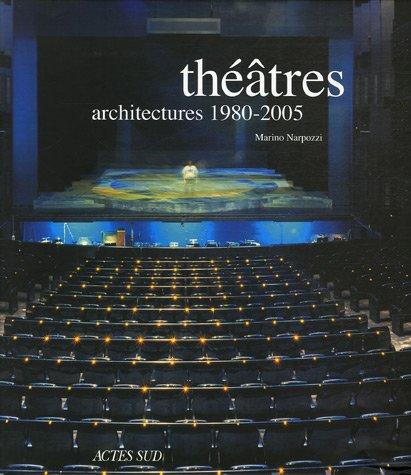 Théâtres (French Edition): Marino Narpozzi