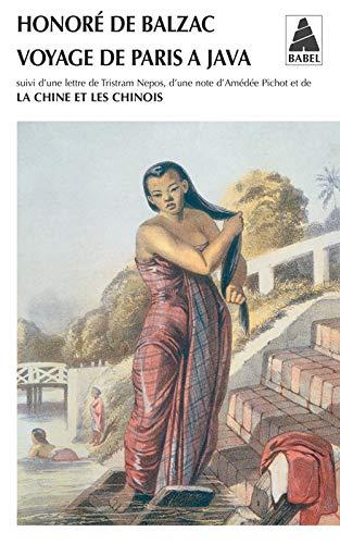 9782742762699: Voyage De Paris a Java (French Edition)