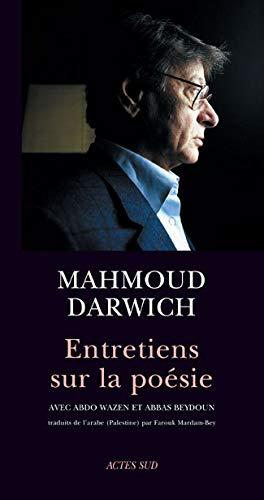 9782742763931: Entretiens sur la poésie (Mondes arabes)