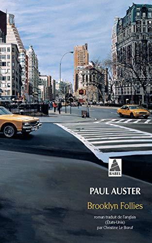 Brooklyn Follies Bab N°785 (Babel) (French Edition): Auster, Paul