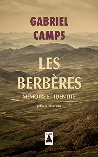 9782742769223: Les Berberes: Memoires ET Identites (French Edition)
