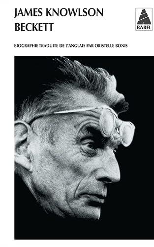 9782742769254: Beckett biographie (Babel)