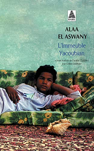 9782742769346: L'Immeuble Yacoubian (French Edition)