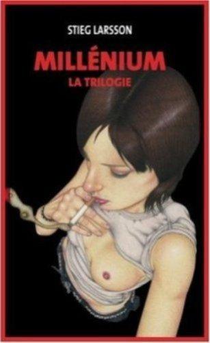9782742772001: Millénium : Coffret Collector en 3 volumes : Tome 1, Les hommes qui n'aimaient pas les femmes ; Tome 2, La fille qui rêvait d'un bidon d'essence et ... le palais des courants d'air (Actes noirs)