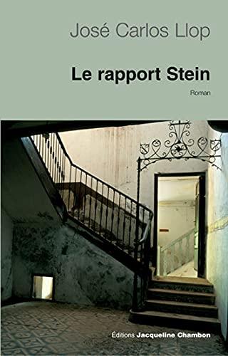 Le rapport Stein: José-Carlos Llop