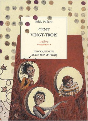 CENT VINGT TROIS: PALLARO EDDY