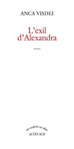 EXIL D ALEXANDRA -L-: VISDEI ANCA