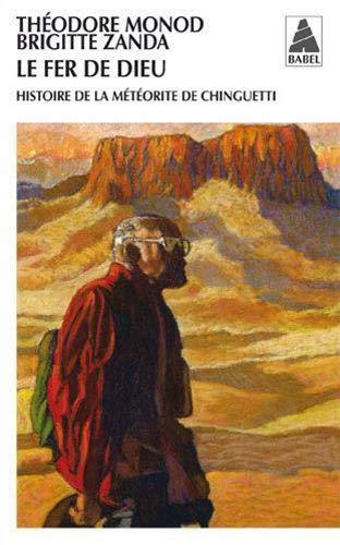 9782742775521: Le fer de Dieu : Histoire de la m�t�orite de Chinguetti