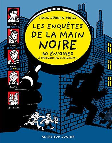 ENQUETES DE LA MAIN NOIRE -LES-: PRESS -PT FORMAT-