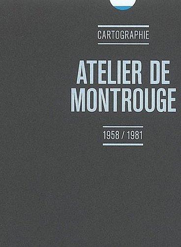 9782742776559: Atelier de Montrouge : Cartographie, 1958-1981