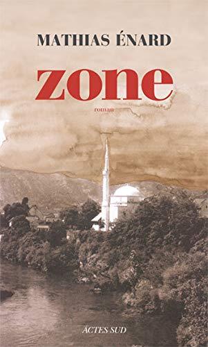 9782742777051: Zone (Domaine Français)