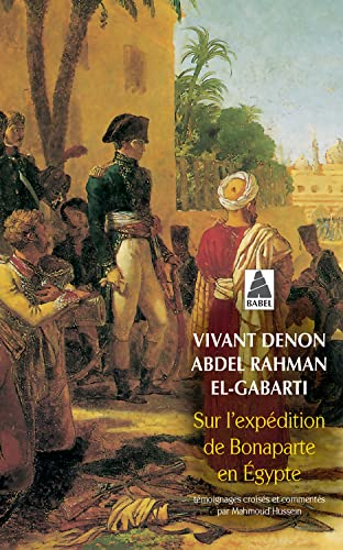 9782742777891: Sur L'Expeditiion De Bonaparte En Egypte (French Edition)