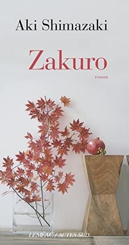 9782742779222: Zakuro.