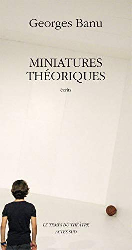 MINIATURES THEORIQUES: BANU GEORGES