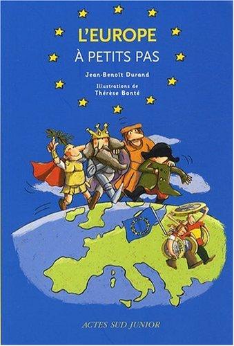 9782742782390: L'Europe à petits pas