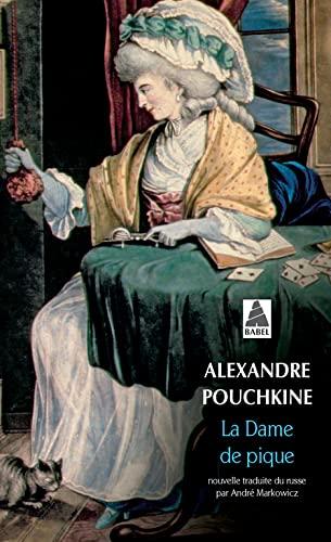 9782742783861: La Dame De Pique (French Edition)