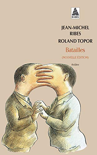 BATAILLES: RIBES JEAN-MICHEL