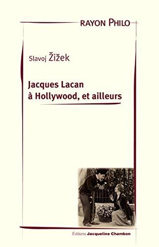 9782742788095: Jacques Lacan � Hollywood, et ailleurs