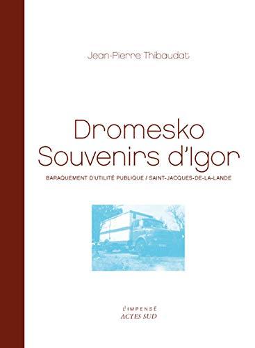 Dromesko, souvenirs d'Igor (French Edition): Jean-Pierre Thibaudat