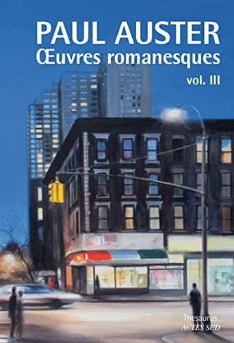 Oeuvres romanesques, Tome 3 (French Edition) (274278974X) by [???]