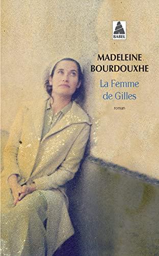 9782742790098: La femme de Gilles