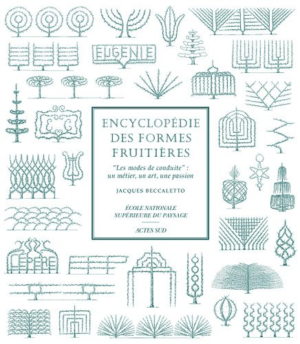 Encyclopédie des formes fruitières (French Edition): Jacques Beccaletto