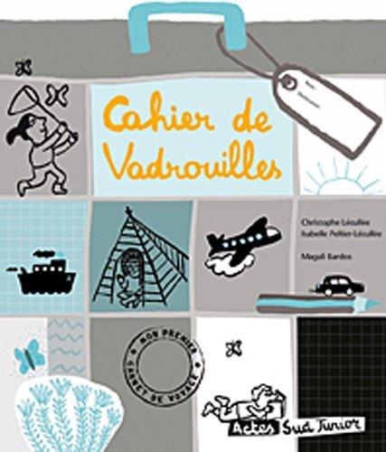 9782742790968: Cahier de Vadrouilles