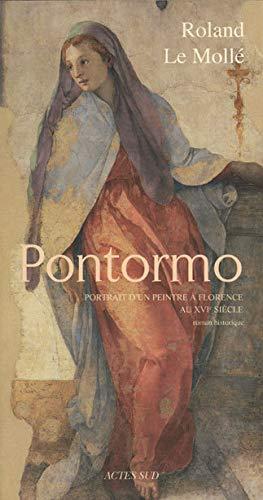 9782742792740: Pontormo : Portrait d'un peintre à Florence au XVIe siècle