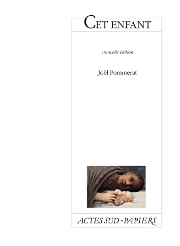 9782742794393: Cet enfant (Actes Sud-Papiers)