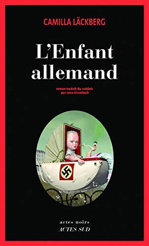ENFANT ALLEMAND -L-: LACKBERG CAMILLA