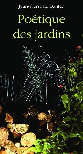 9782742796281: Poétique des jardins