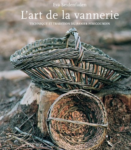 L'art de la vannerie (French Edition): Eva Seidenfaden