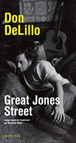9782742797653: Great Jones Street