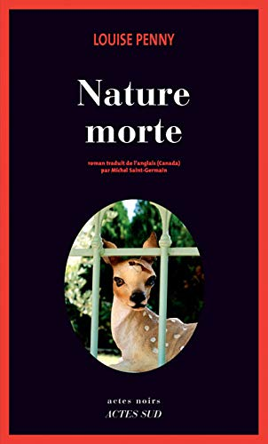 9782742797752: Nature morte (French Edition)