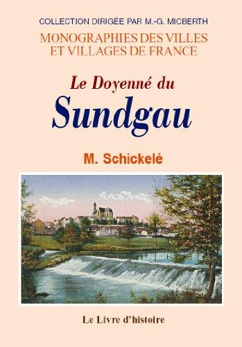 9782742801145: Sundgau (le Doyenne du)