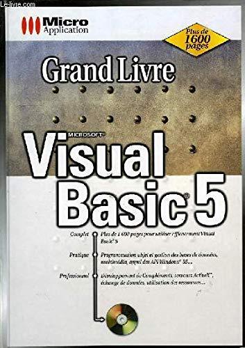 9782742909209: GRAND LIVRE VISUAL BASIC 5
