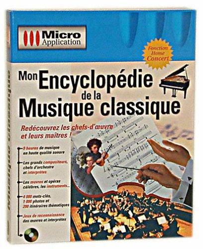 9782742912483: Mon encyclopédie de la musique classique