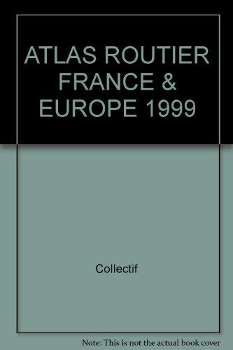9782742913077: 232-atlas routier franc-europe