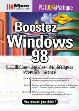 Boostez Windows 98