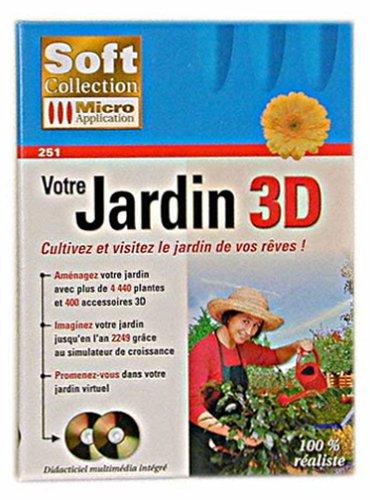9782742915705: VOTRE JARDIN 3D (Soft Collection)