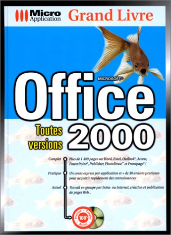 9782742915989: OFFICE 2000 (TOUTES VERSIONS) (Grand livre)