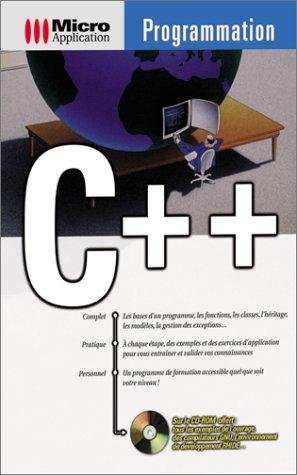 9782742916375: C++. AVEC CD-ROM