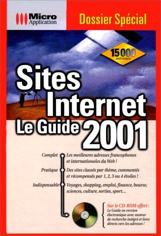 9782742917952: Sites Internet : le guide 2001