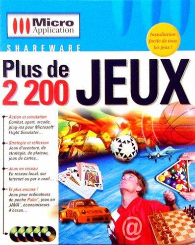 9782742918706: Plus de 2200 jeux. 5 CD-ROM