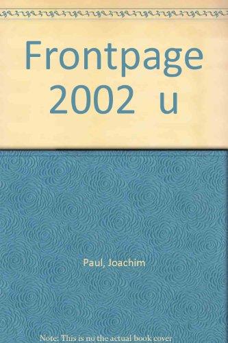Frontpage 2002 u: n/a