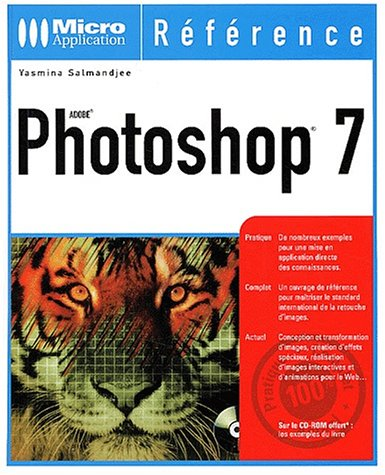 9782742926152: Photoshop 7 (avec CD-Rom)