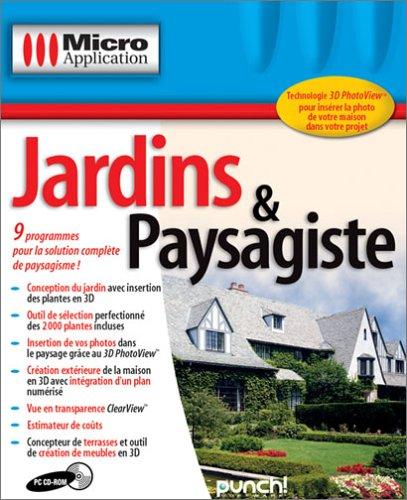 9782742926961: Jardins et paysagiste : CD ROM
