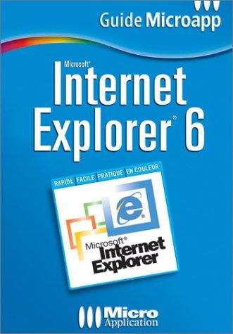 Internet Explorer 6: Abou, Olivier