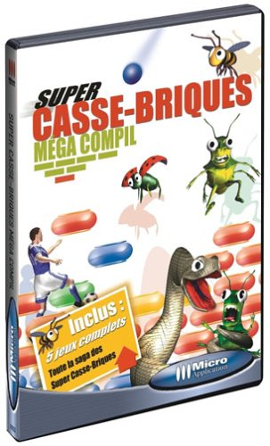 9782742932269: Super Casse-Brique méga compil : CD-ROM
